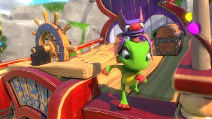 Review: Yooka-Laylee - PS4
