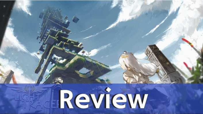 Review: Light Tracer - PS4/PSVR