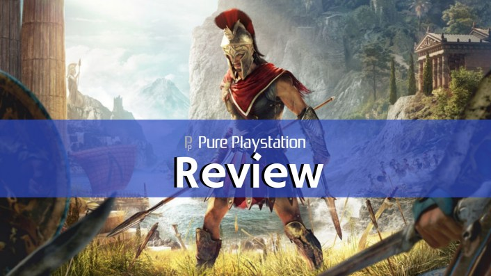Review: Assassin's Creed Odyssey - PS4
