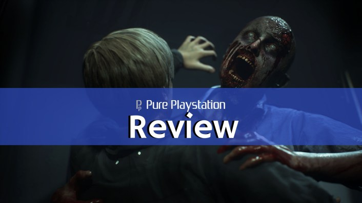 Review: Resident Evil 2 Remake -PS4