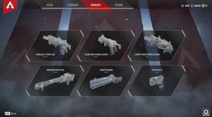 How Drop Items in Apex Legends
