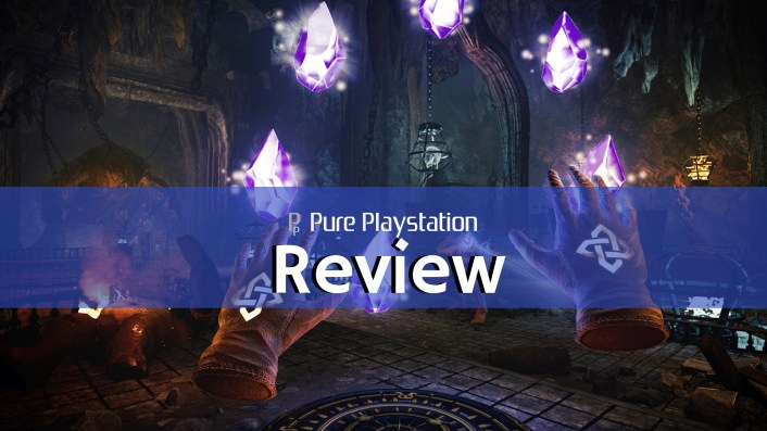 Review: The Wizards Enhanced Edition - PS4 / PSVR