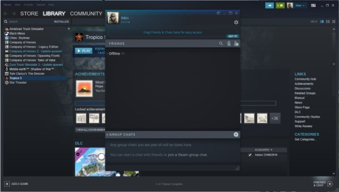 How To Send a Message on Steam to Someone Who's Not Your Friend