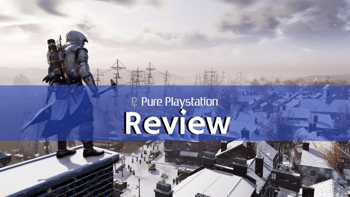 Review: Assassin's Creed 3 Remastered - PS4