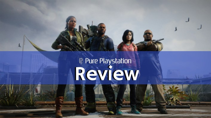 Review: World War Z - PS4
