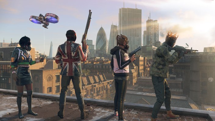 Preview: Watch Dogs Legion - Pigs Can Fly (They Can Hack, Too)