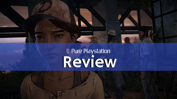 Review: The Walking Dead: The Telltale Definitive Series - PS4