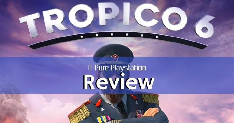 Review: Tropico 6 - PS4