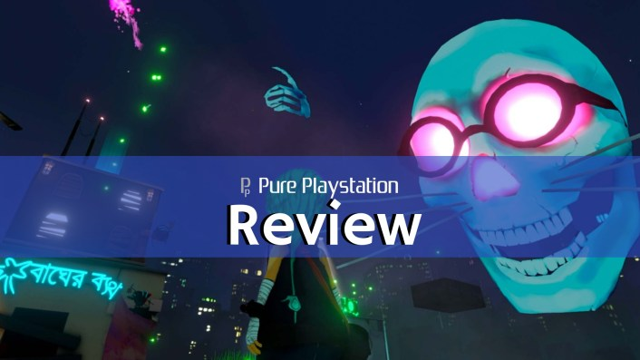 Review: Carly and the Reaperman: Escape from the Underworld - PSVR/PS4
