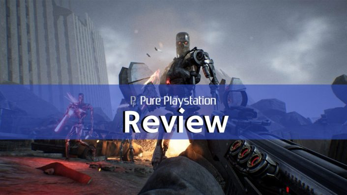 Review: Terminator Resistance - PS4