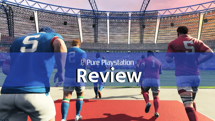 Review: Rugby 20 - PS4