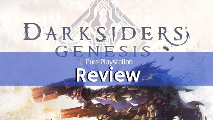 Review: Darksiders Genesis - PS4