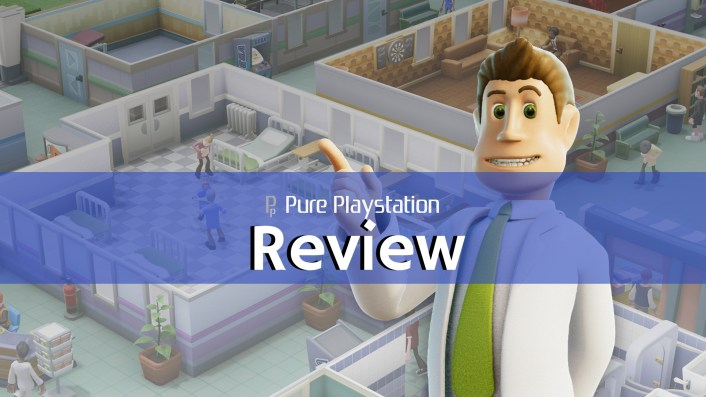 Review: Two Point Hospital – PS4