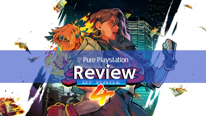 Review: Streets of Rage 4 - PS4