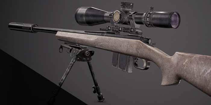 Escape From Tarkov Best Sniper Rifles Guide