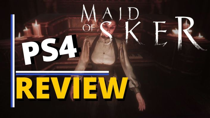 Review: Maid of Sker - PS4