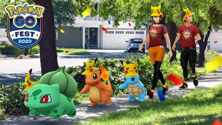 Pokemon Go Fest 2020 Day 2
