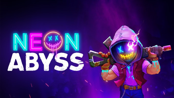 Neon Abyss: Just-Added Game For The July Line Up