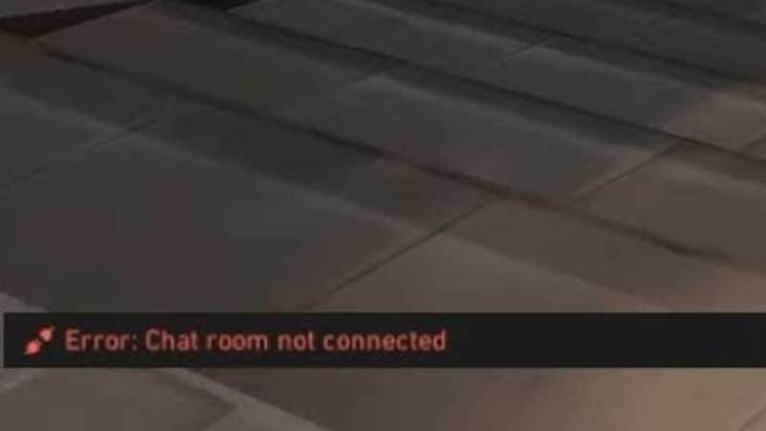 Valorant Chat Room Not Connected & How to Fix