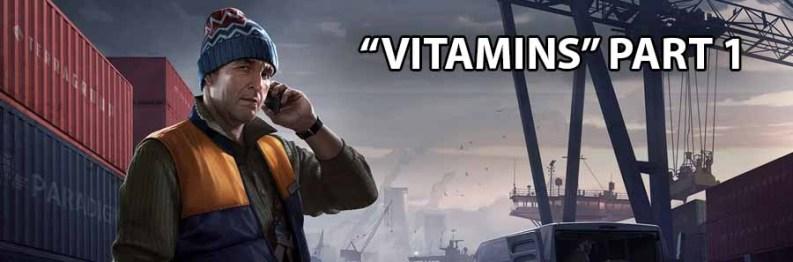 """Escape from Tarkov: """"Vitamins"""" Part 1 Guide"""