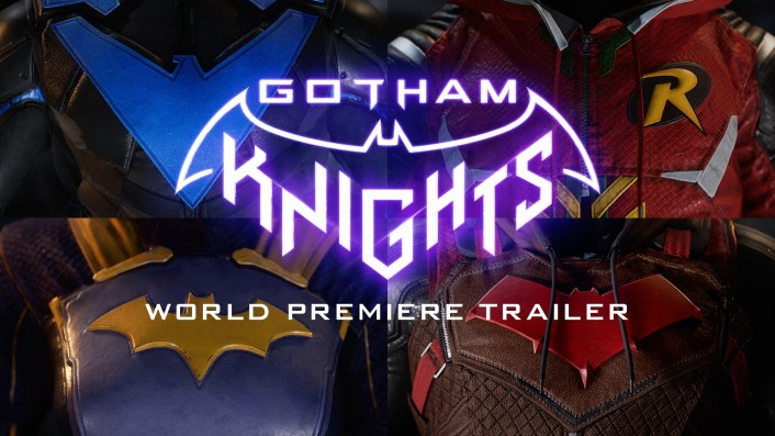 Gotham Knights Announced for PS4, PS5, Xbox One, Xbox Series X, PC; Coming 2021