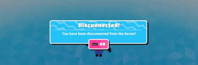 Fall Guys Server Disconnected: Disconnected From The Server