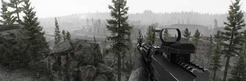 Escape from Tarkov: Reserve Extraction Points