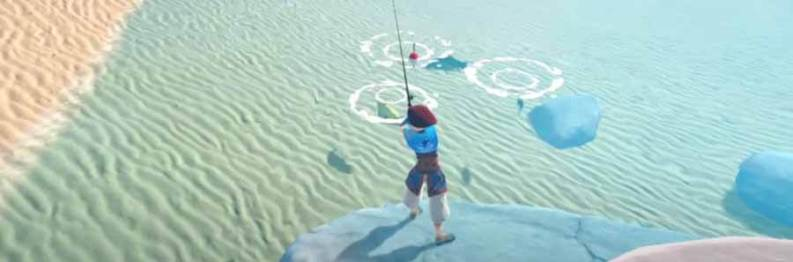 Craftopia : How To Fish