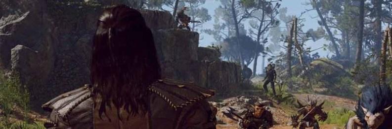 Baldur's Gate 3: How to Exit Turn Mode
