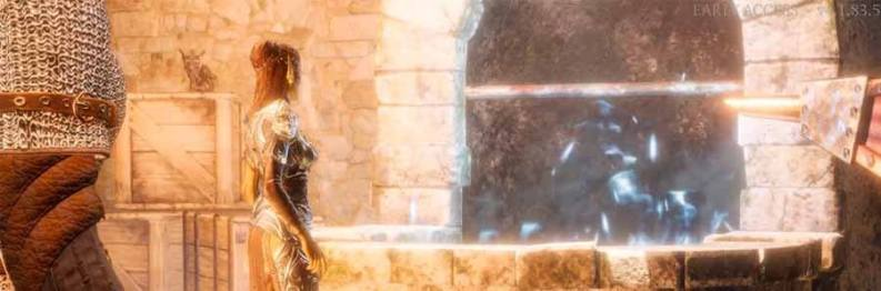 Baldur's Gate 3: Finish the Masterwork Weapon   Sassur Tree Bark Location