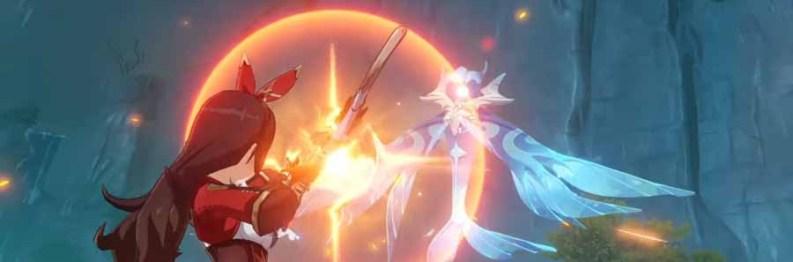 Genshin Impact: Oceanid | How To Kill Oceanid