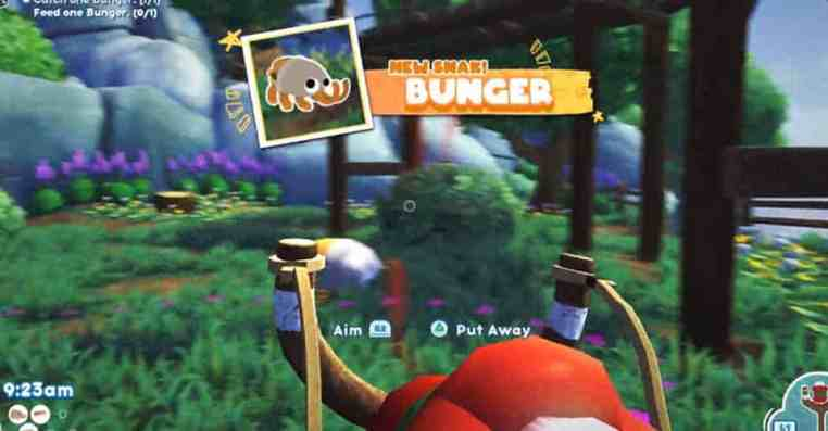 Bugsnax: How to Catch a Bunger