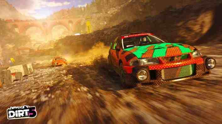 Dirt 5 Playground Trailer Shows Off User-Generated Arenas
