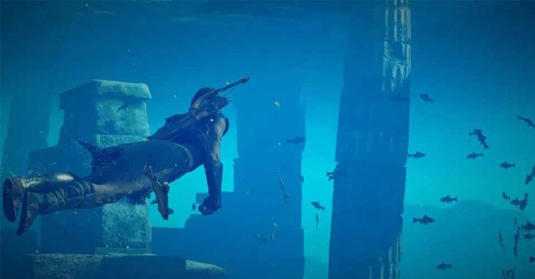 Assassin's Creed Valhalla: How to Dive