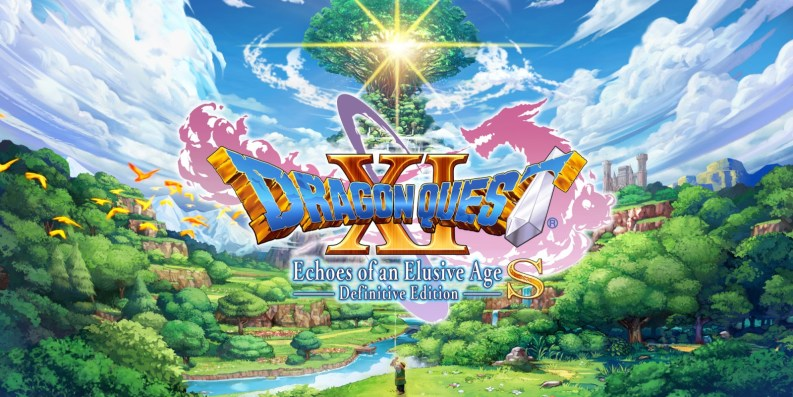 Dragon Quest XI S: Echoes of an Elusive Age - Definitive Edition is Out Now