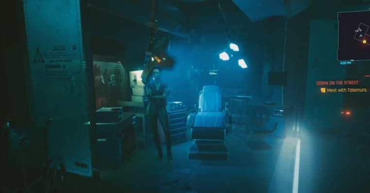 Cyberpunk 2077: Where to Buy Legendary Nervous System Cyberware