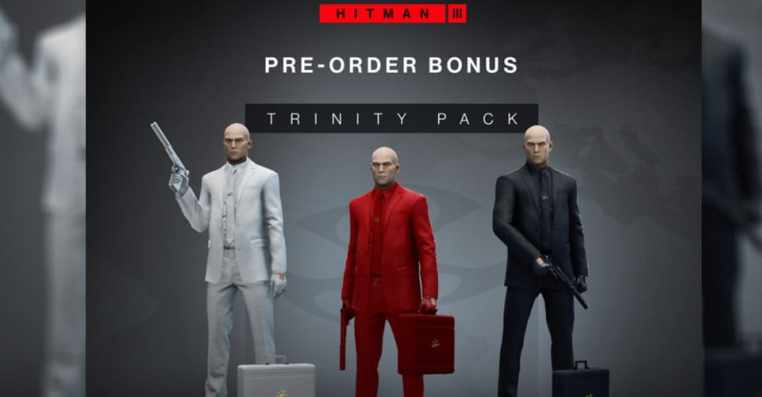 Hitman 3: How to Get Trinity Pack
