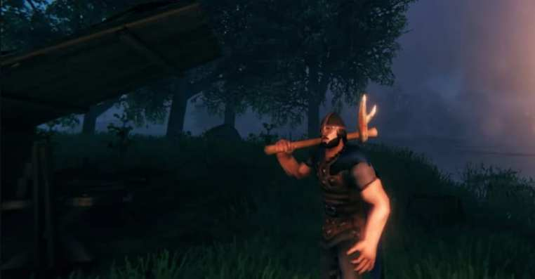Valheim: How to Get Pickaxe to Mine Copper and Tin