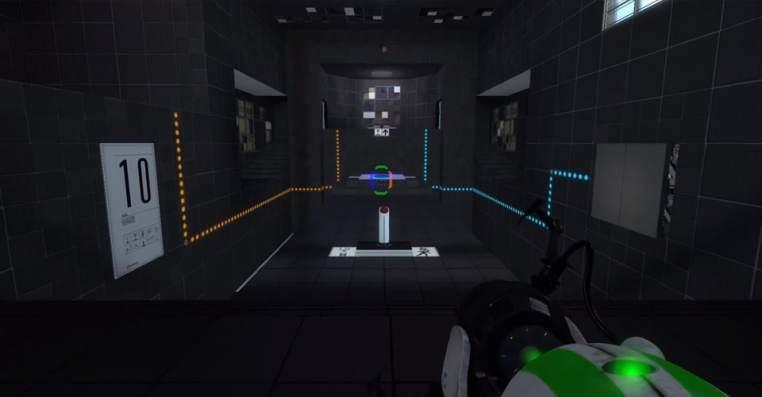 Portal Reloaded: Chamber 10 | Walkthrough Guide