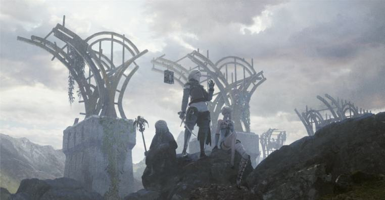 Is NieR Replicant Remastered Available on the PS5