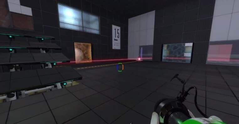 Portal Reloaded: Chamber 15 | Walkthrough Guide