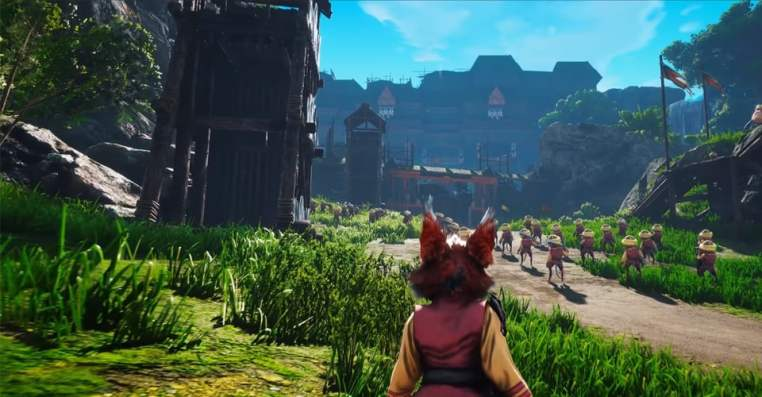 Can You Play Biomutant on a Mac