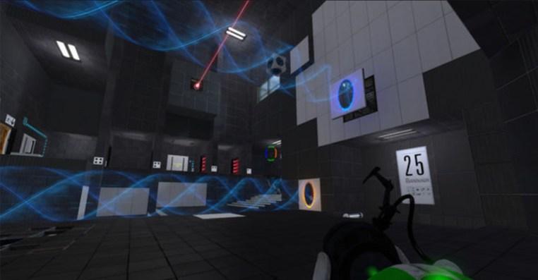 Portal Reloaded: Chamber 25 | Walkthrough Guide