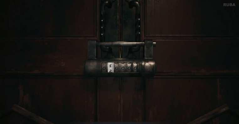 Resident Evil Village: Doll Workshop Door Combination
