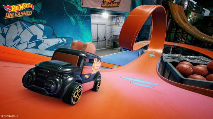 Preview: Hot Wheels Unleashed