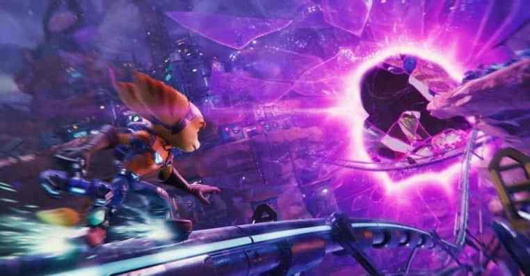 Ratchet & Clank Rift Apart: How to Wall-Run?
