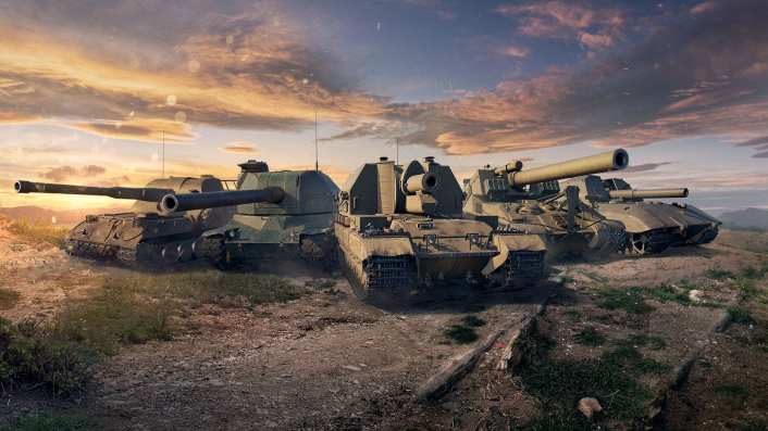 World Of Tanks Update 1.13 Brings New Features And Changes