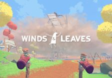 winds and leaves psvr logo image