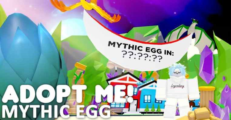 Adopt Me: How Much Is Mythic Egg Worth
