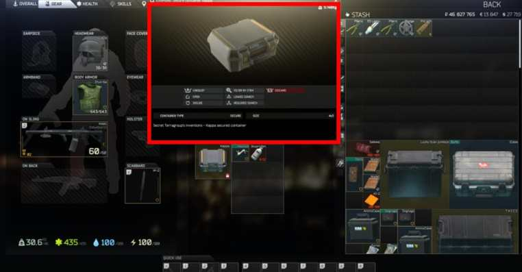 Escape From Tarkov: How To Unlock The Kappa Container (12.11)
